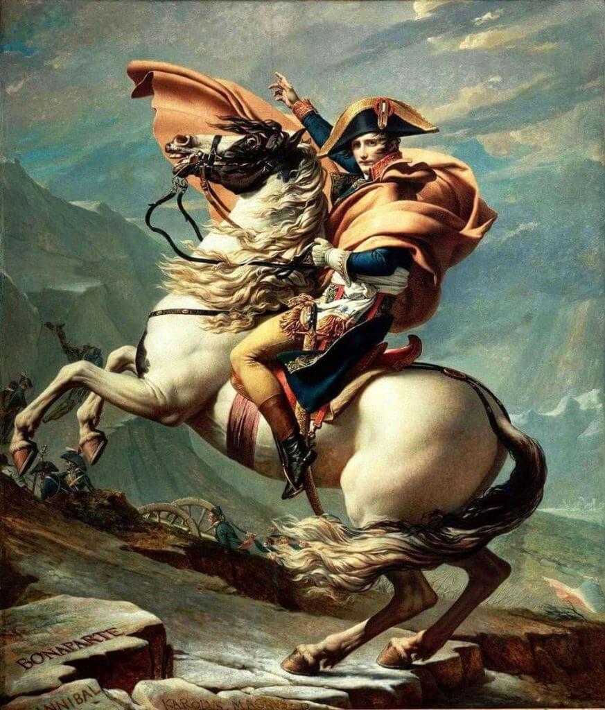 portret napoleon bonaparte
