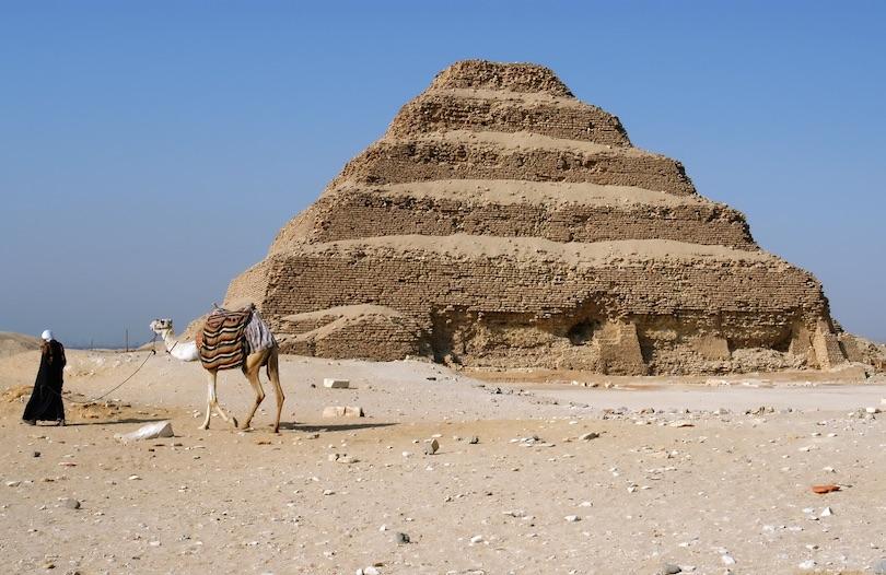 Djoserova pyramída